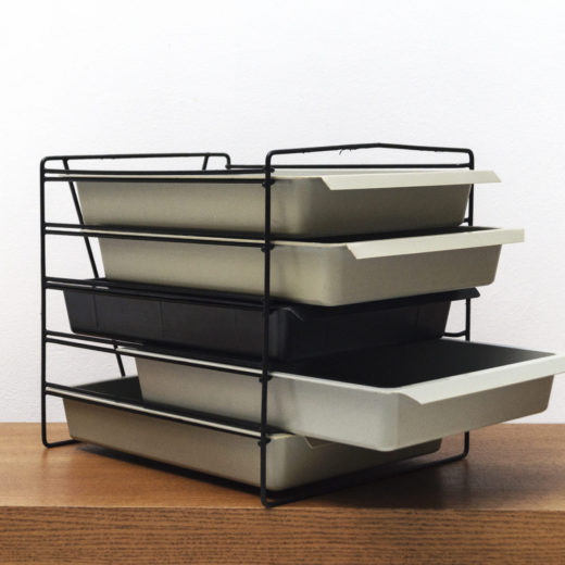 Plastic Drawers by Charlotte Perriand, circa 1958