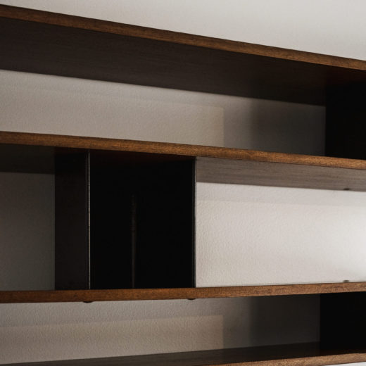 Wall Shelf Nuage by Charlotte Perriand