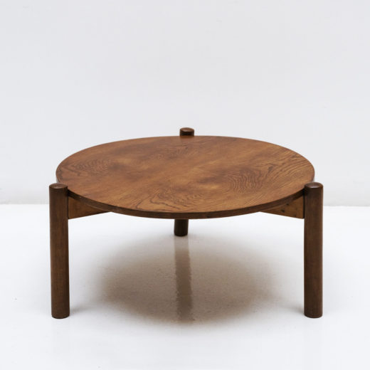 Coffee Table in wood by Charlotte Perriand
