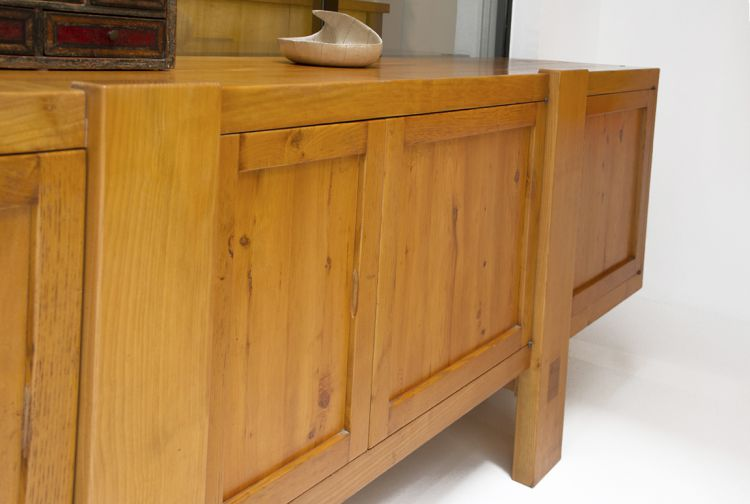 Cabinet sideboard by Pierre Chapo
