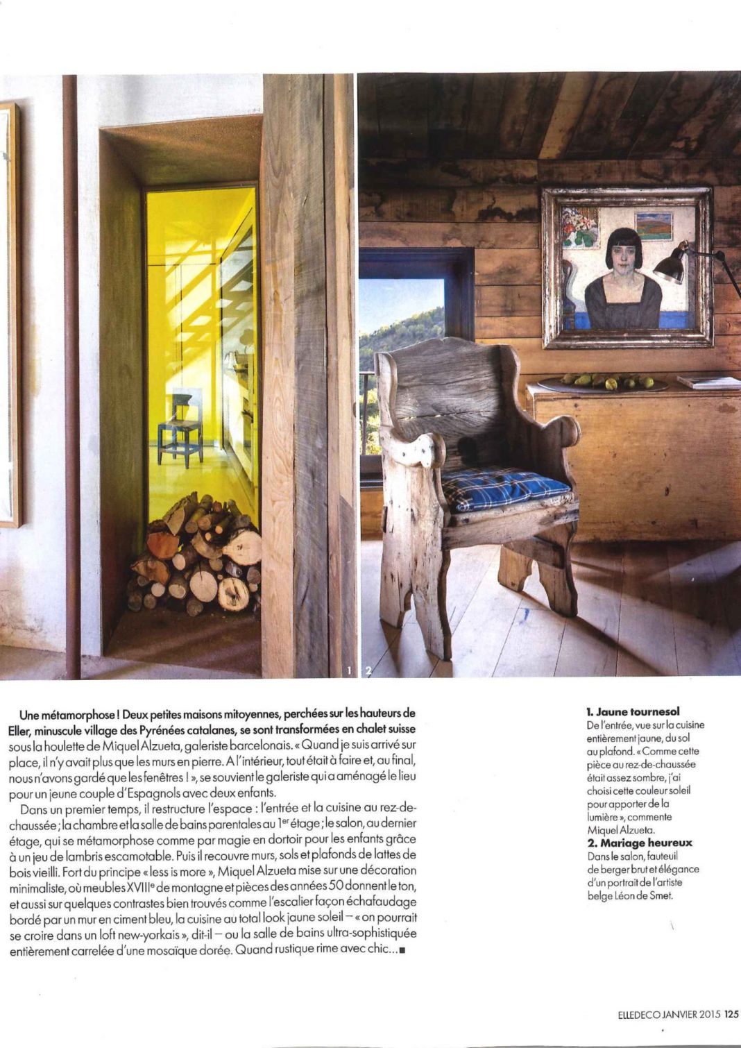 Elle Decoration 2015