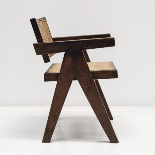 Office Chair circa 1955 by Pierre Jeanneret