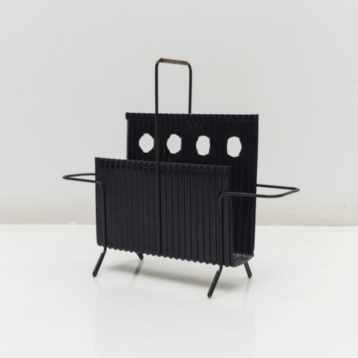 Magazine Rack from Java Collection, circa 1950